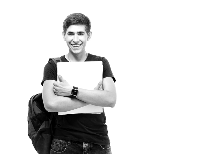 Starting a career in care – School leavers
